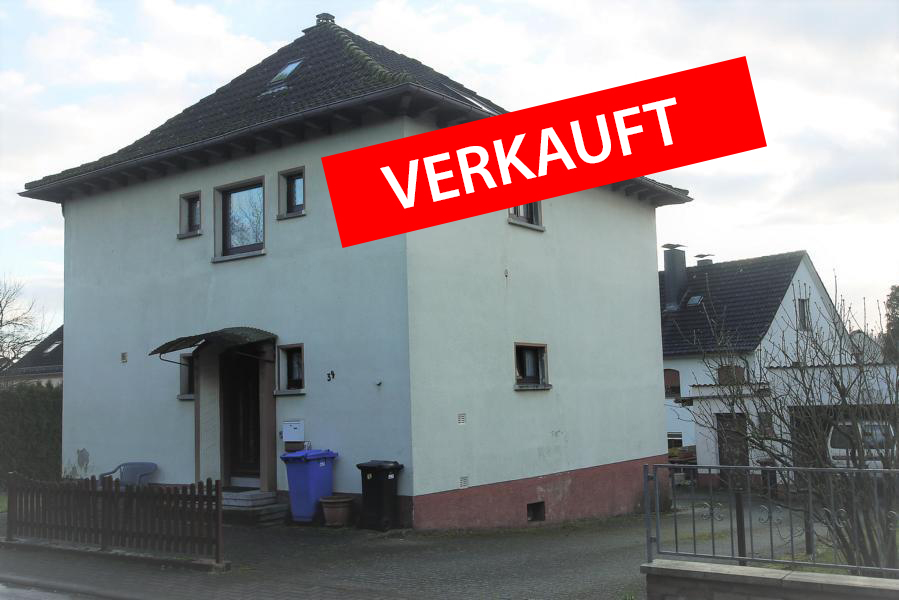 Einfamilienhaus in Solms