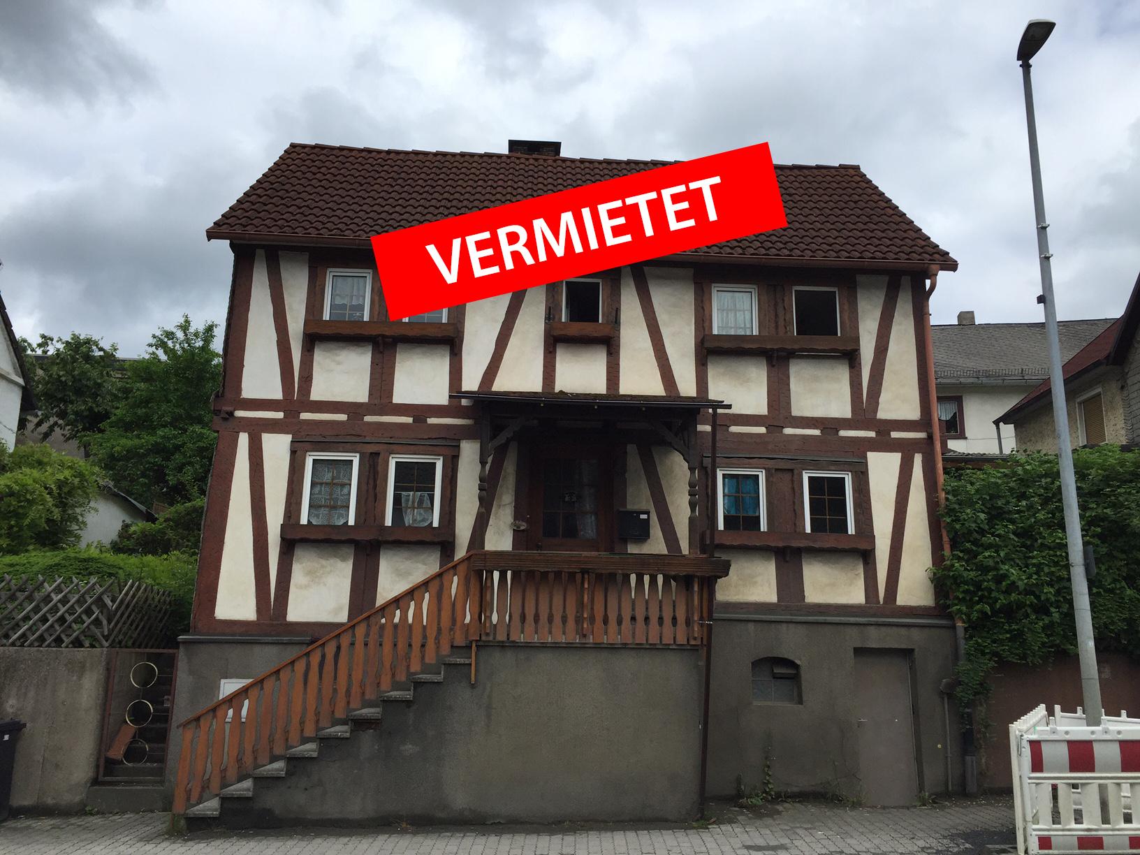 Einfamilienhaus in Dillenburg