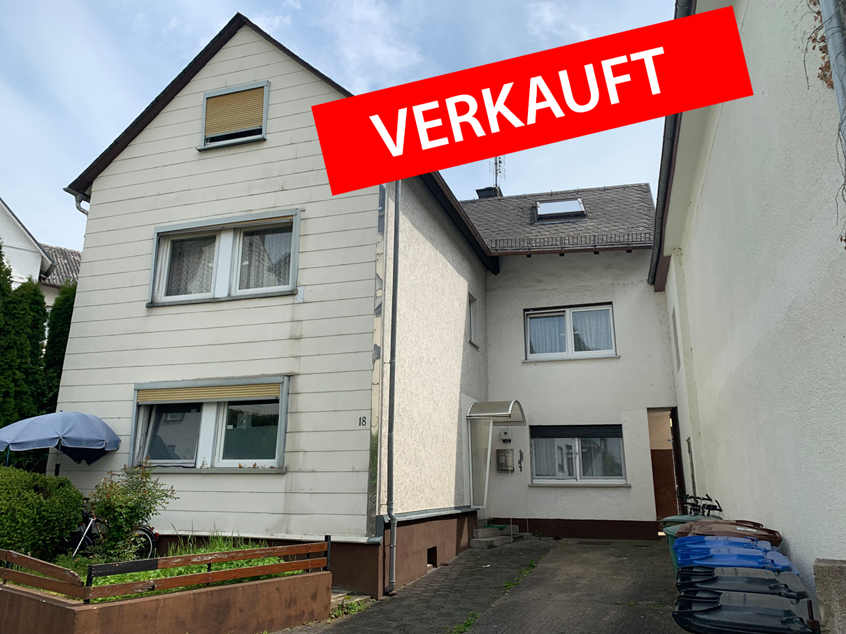 2-Fam.-Haus in Wetzlar